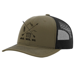 Trucker Mesh Back Hat