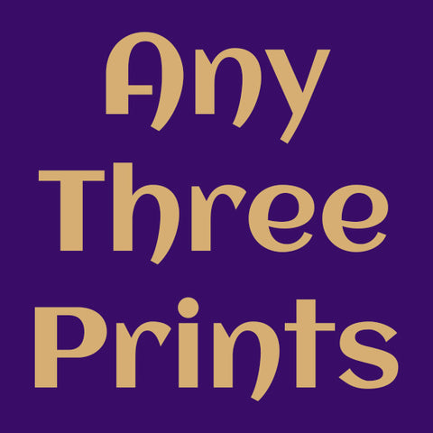 Any Three Prints