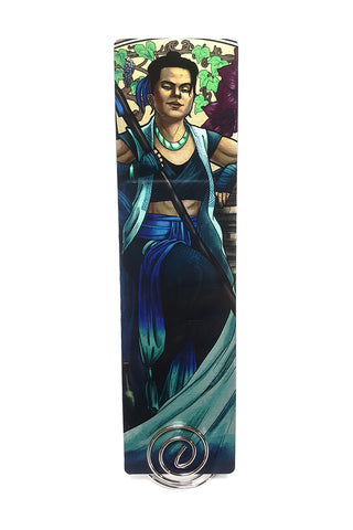 Critical Role - Pride and Disaster - Beauregard Metal Bookmark