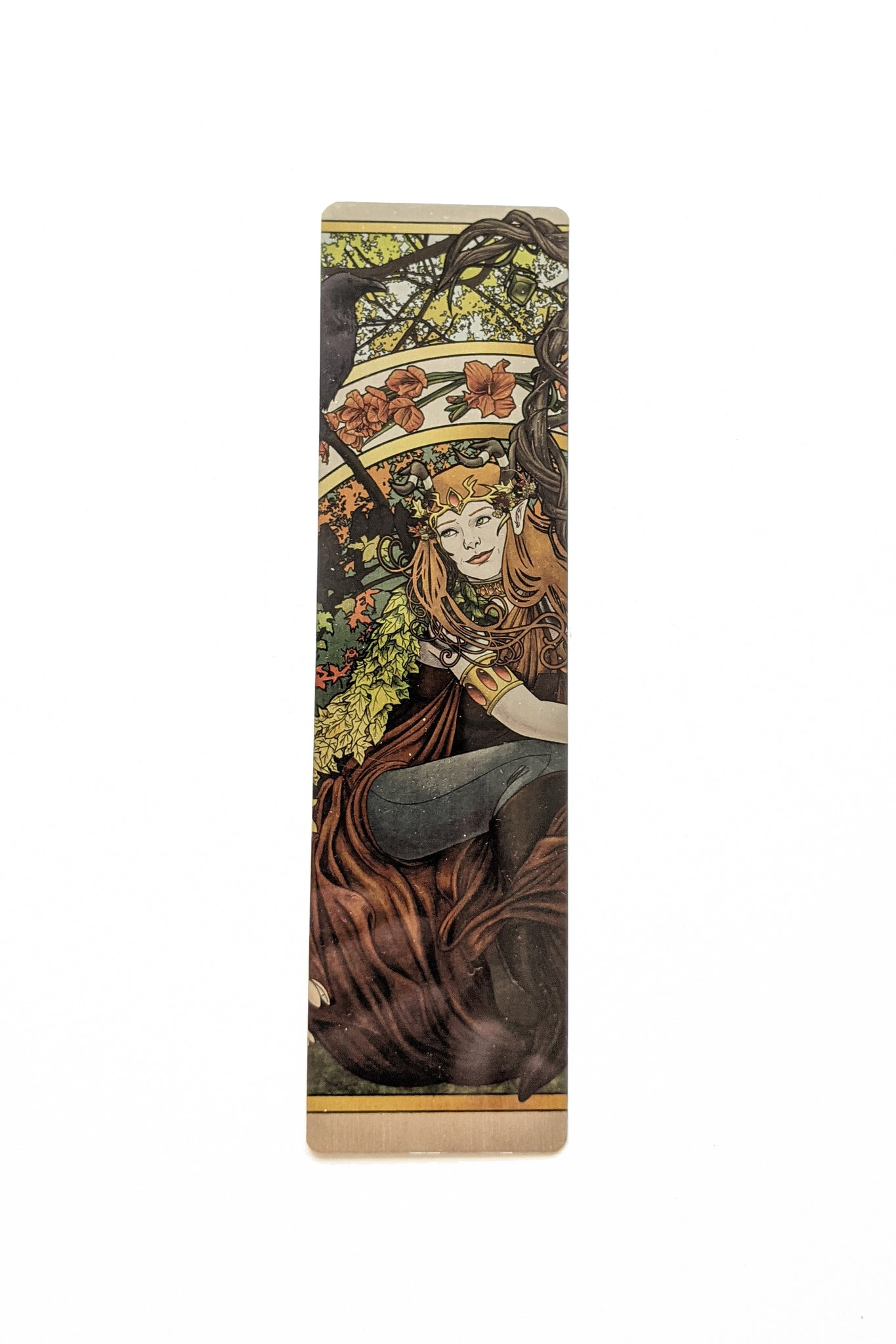 Critical Role - All of These Things I've Learned - Keyleth Metal Bookmark