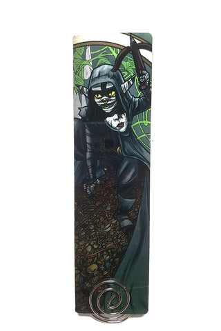 Critical Role - Sugar and Spice and Shinies - Nott the Brave  Metal Bookmark