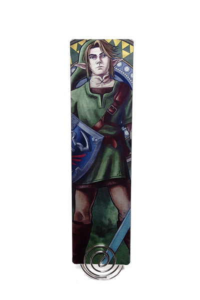 Legend of Zelda - Courage Metal Bookmark