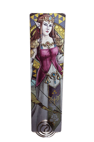 Legend of Zelda - Wisdom Metal Bookmark