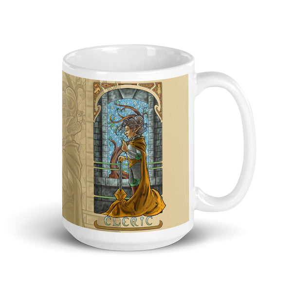 La Clerc - The Cleric Cream Mug