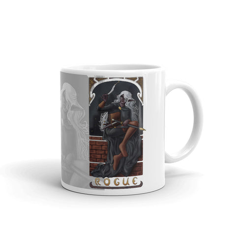 La Roublarde - The Rogue White Mug