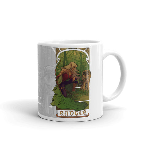 La Rôdeur - The Ranger White Mug