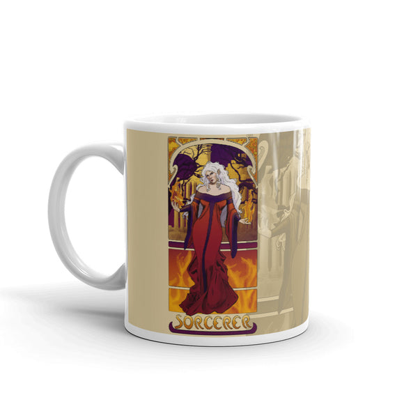 L'Ensorcelleur - The Sorcerer Cream Mug