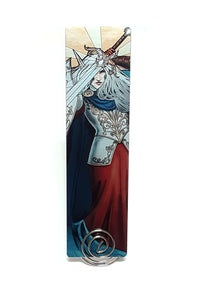 La Paladin - The Paladin Metal Bookmark
