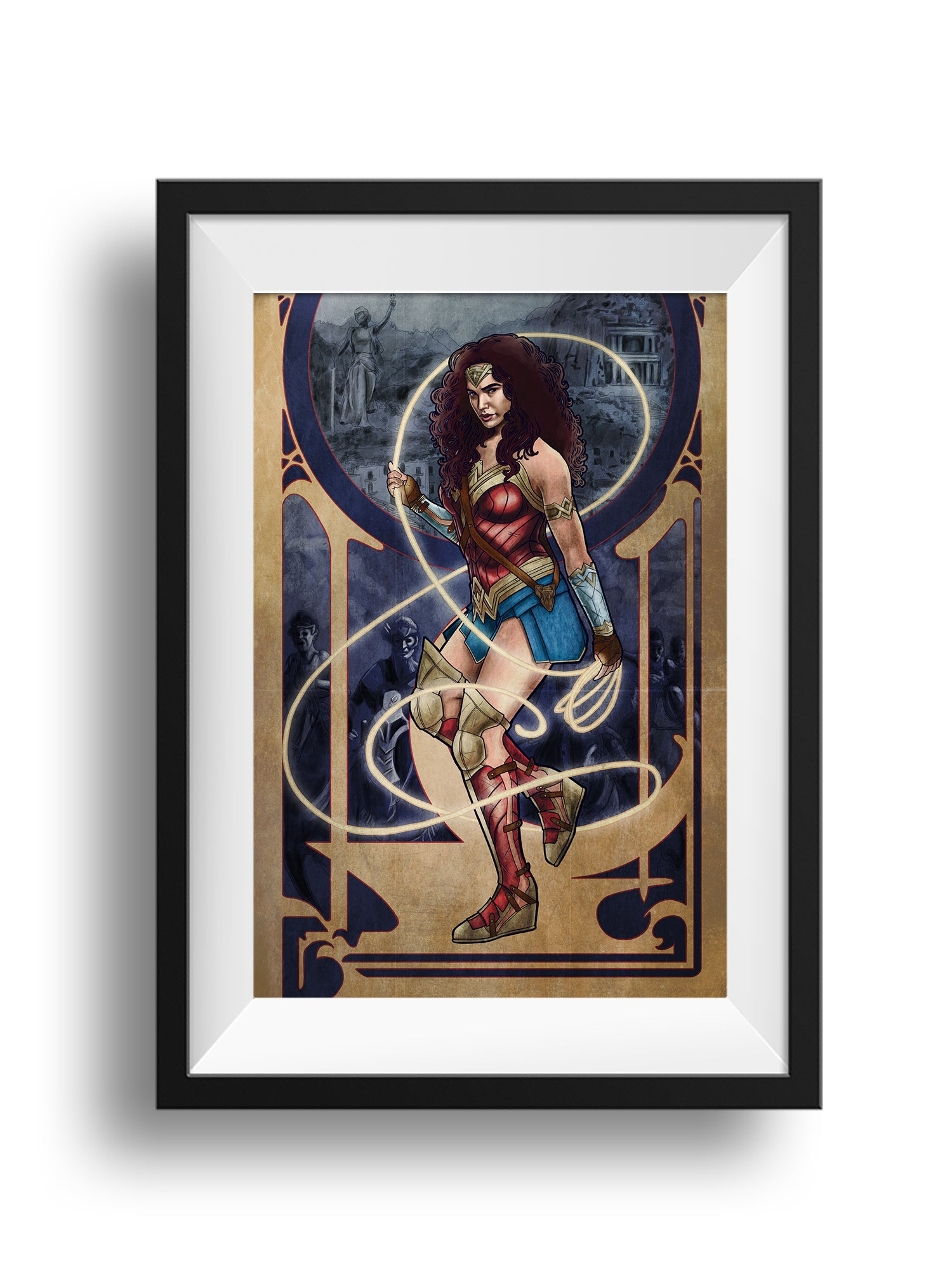 Woman of Wonder - Print