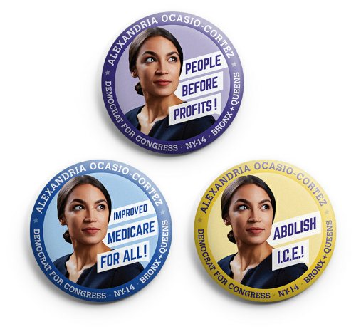 Button 3 Pack