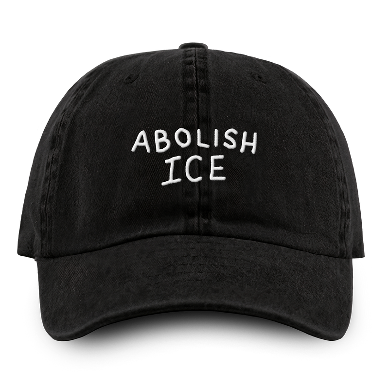 Abolish Ice Dad Hat