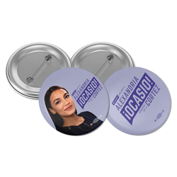 Portrait & Logo Button Set