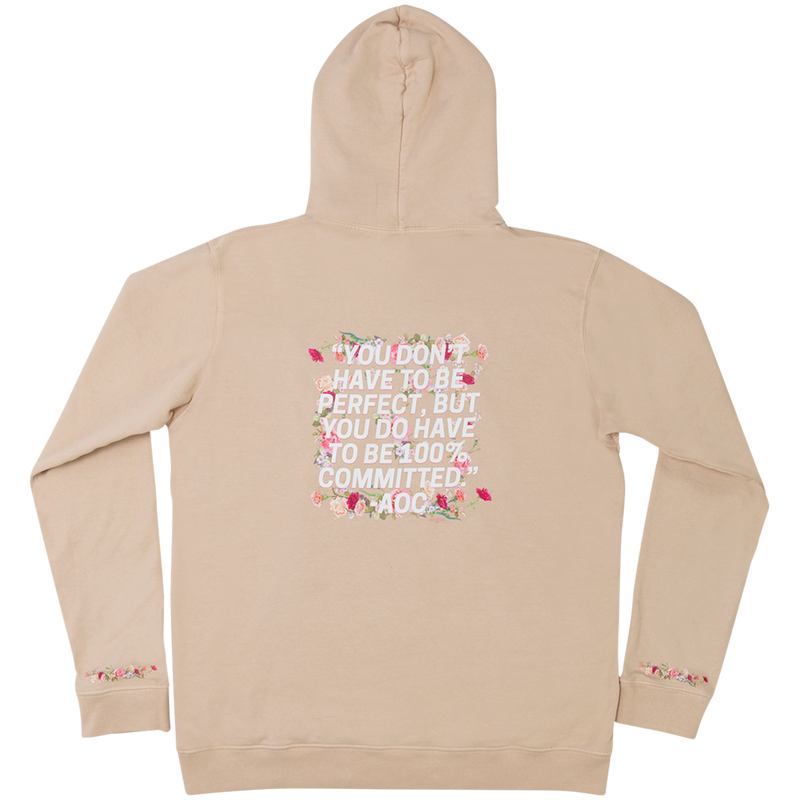 The Unapologetic Street Series Team AOC Hoodie
