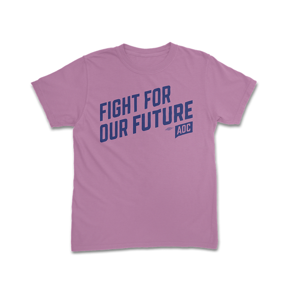 """Fight For Our Future"" Youth Tee"