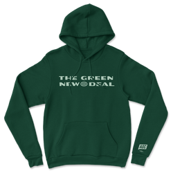 Green New Deal Hoodie (Unisex)
