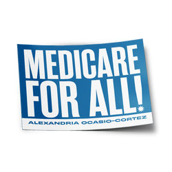 Medicare for All Sticker