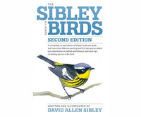 The Sibley guide to Birds by David Allen Sibley.  Second Edition.  Has Warbler on cover.