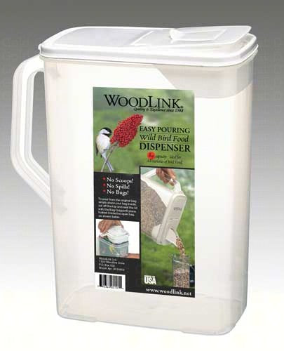 Woodlink 8Qt Seed Container