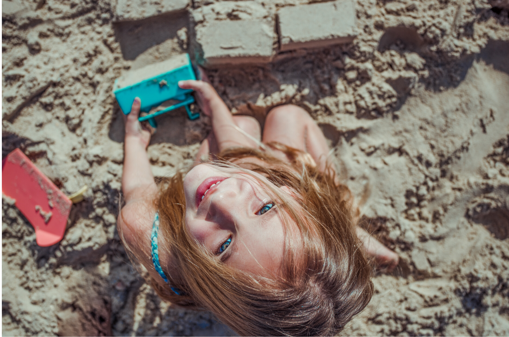 Reducing anxiety and stress through sand play – it's not just for kids!