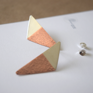 Life Balance Earrings - Potamus Design