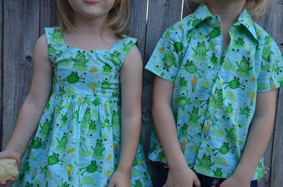 Organic Cotton Children's Clothing