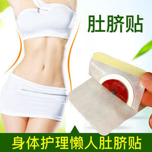 Chinese Sticker Magnetic Slim Detox Adhesive