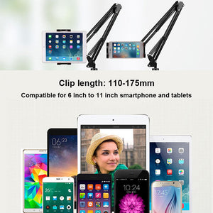 Lazy Shelf, Bed Desktop Clip Tablet