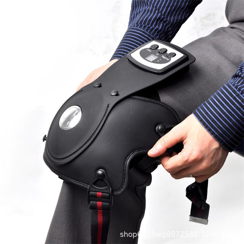 Vibrating Massager Physiotherapy for Knee Joint Pain