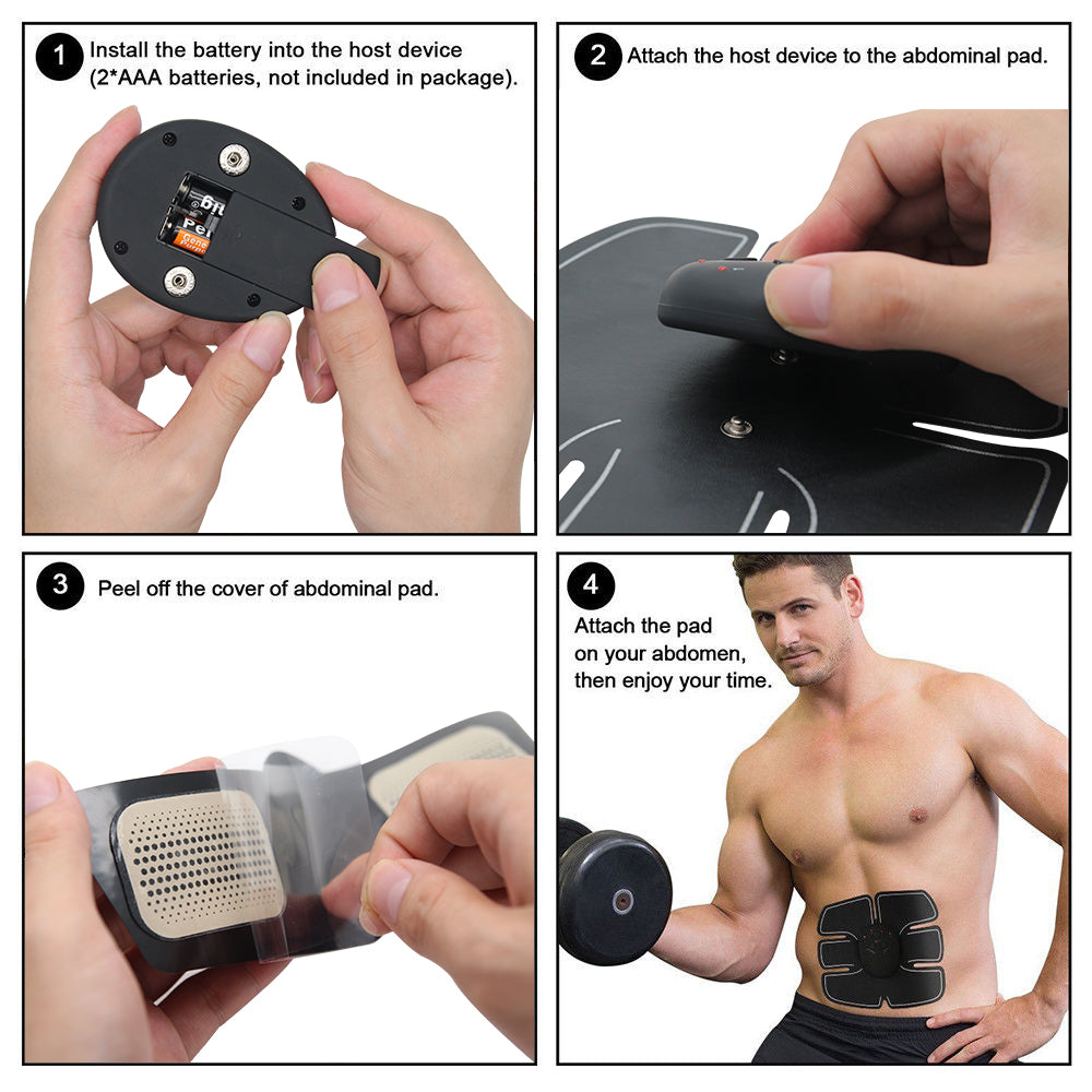 Muscle Stimulator Fitness