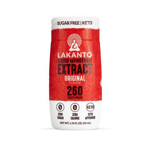 Lakanto Liquid Monkfruit Extract