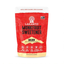 Load image into Gallery viewer, Lakanto Golden Monk Fruit Sweetener with Erythritol 1:1 Sugar Substitute - 28.22 oz 1.76 lb
