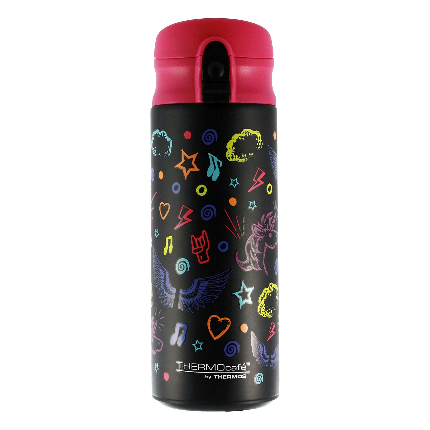 Botella 300ml Acero Inoxidable Unicornio