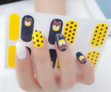 Bear Dots Gel Nail Wraps