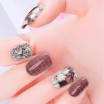 Seashells Nail Wraps