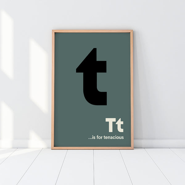 T is for...