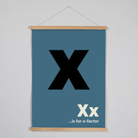 X is for...