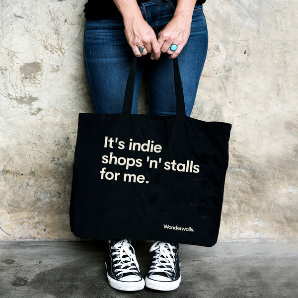 Indie Shops 'n' Stalls Bag