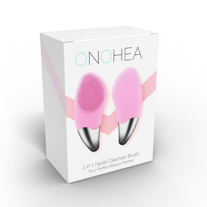 Onohea Facial Cleansing Brush