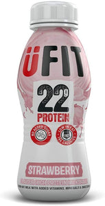 UFIT Protein Shake, 8 x 310ml