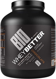 Bio-Synergy Whey Better® Protein Isolate, 2.25kg