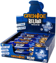 Load image into Gallery viewer, Grenade Reload Protein Oat Bar 12x70g