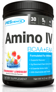 PE Science Amino IV - 375 - 381 grams