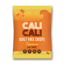 Load image into Gallery viewer, Cali Cali Guilt Free Crisps 21 x 28g
