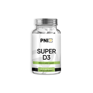 PNI Supplements - Super D3 - 120 Caps