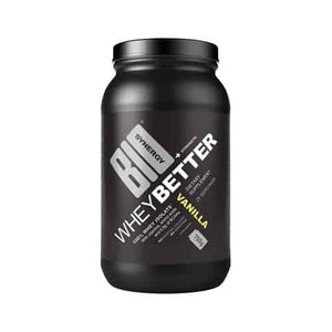 BIO-SYNERGY WHEY BETTER® PROTEIN ISOLATE, 750g