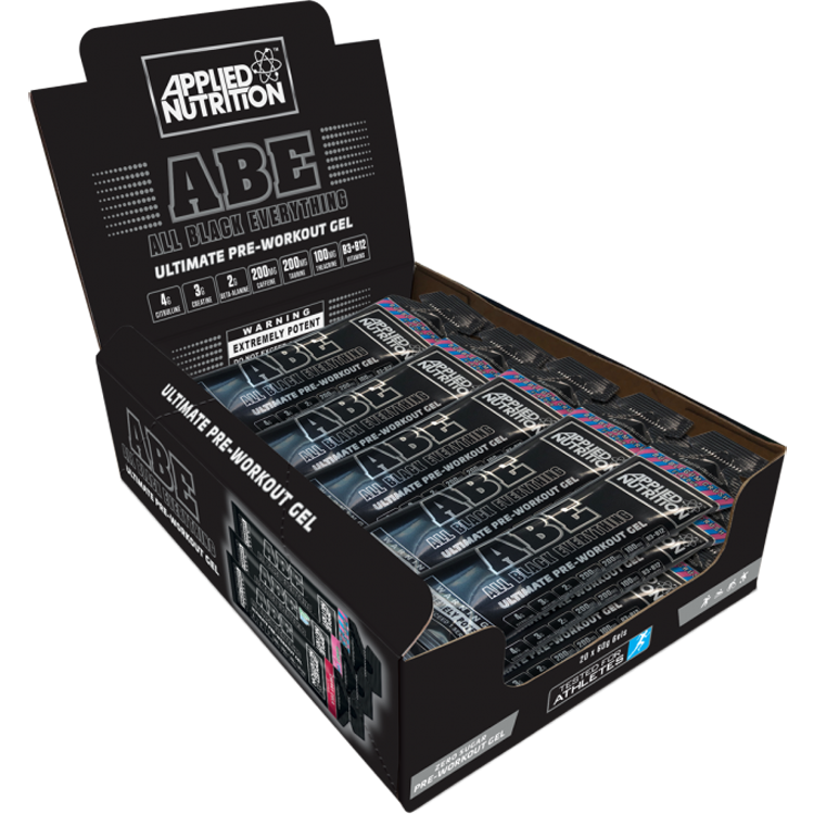 Applied Nutrition ABE Gel 20x60 ml Energy Flavour