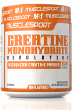 Load image into Gallery viewer, Musclesport Creatine Monohydrate Revolution 300g