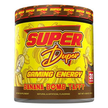 Load image into Gallery viewer, Super Duper Gaming Energy 180G (30 Servings)