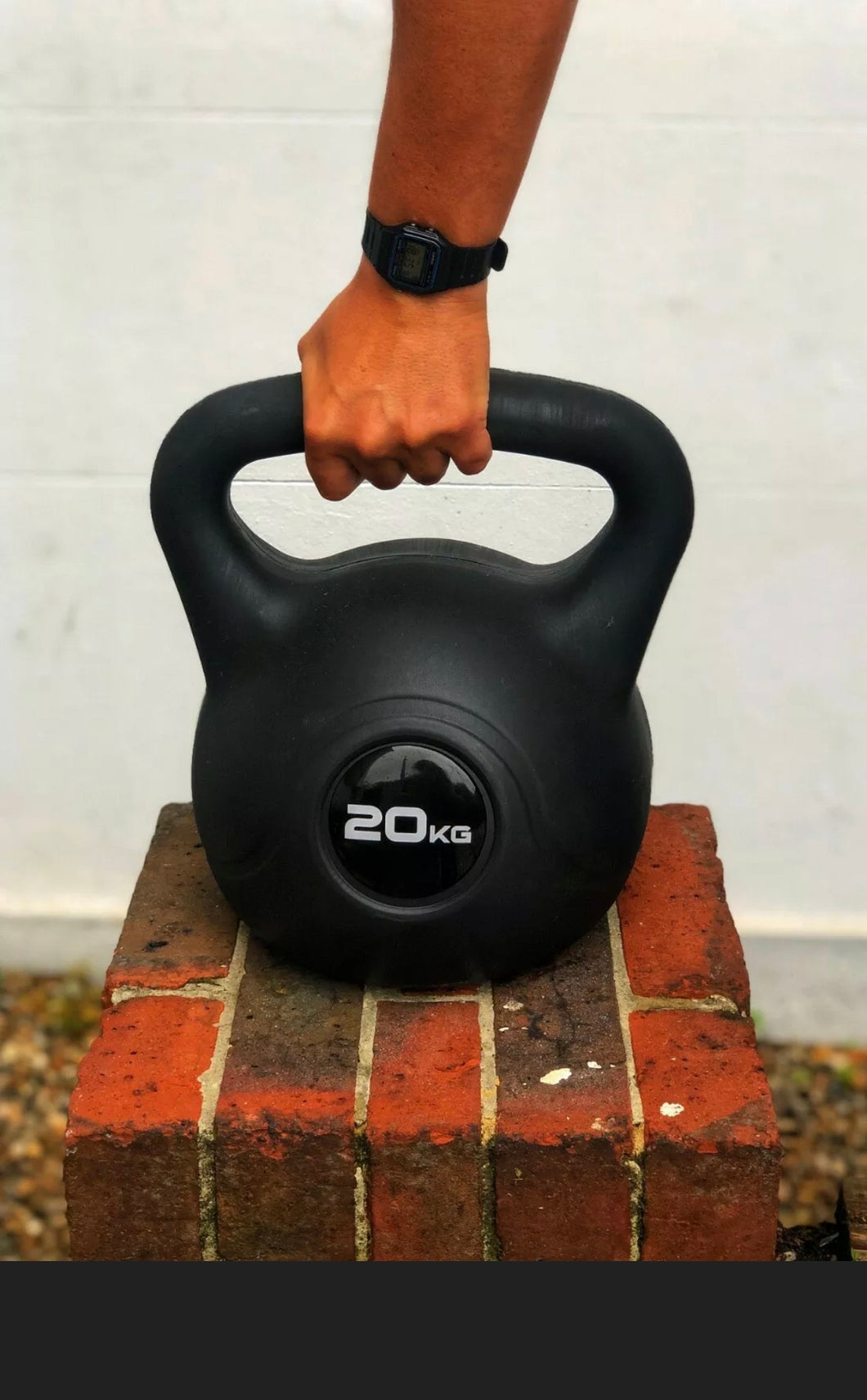 Bench - 20KG Kettlebell - LIMITED