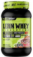 Load image into Gallery viewer, Musclesport Lean Whey Revolution 908g